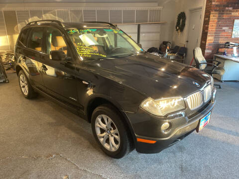 2009 BMW X3 for sale at Peter Kay Auto Sales in Alden NY