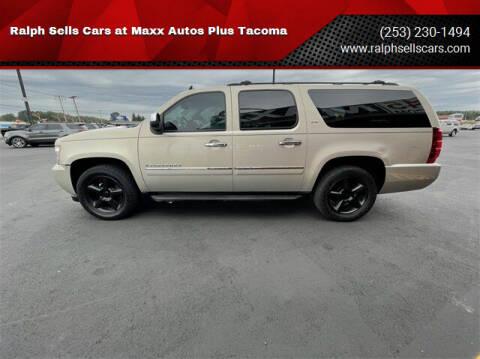 2009 Chevrolet Suburban for sale at Ralph Sells Cars at Maxx Autos Plus Tacoma in Tacoma WA