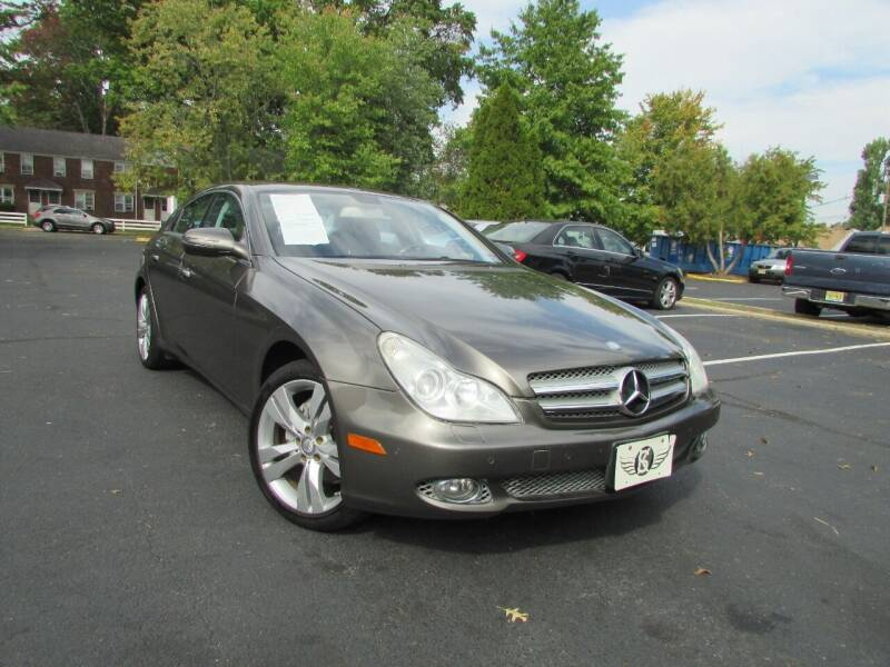 2009 Mercedes-Benz CLS for sale at K & S Motors Corp in Linden NJ