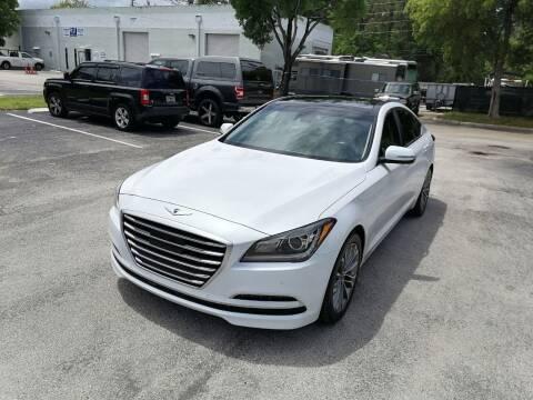 2015 Hyundai Genesis for sale at Best Price Car Dealer in Hallandale Beach FL