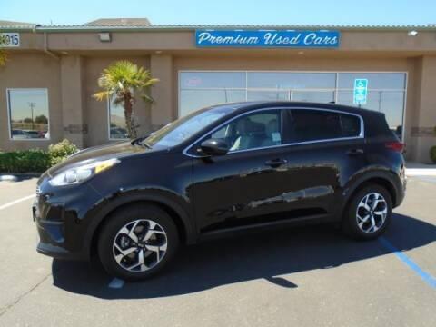 2020 Kia Sportage for sale at Family Auto Sales in Victorville CA