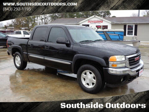 2006 GMC Sierra 1500 for sale at Southside Outdoors in Turbeville SC