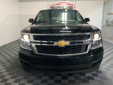 2020 Chevrolet Tahoe for sale at SIRIUS MOTORS INC in Monroe OH