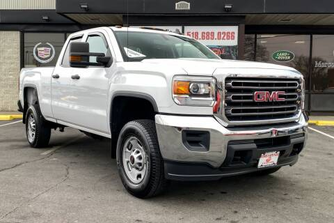 2015 GMC Sierra 2500HD for sale at Michaels Auto Plaza in East Greenbush NY