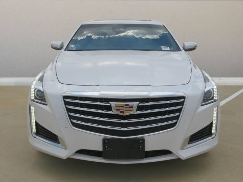 2019 Cadillac CTS AWD 3.6L Luxury 4dr Sedan - Houston TX