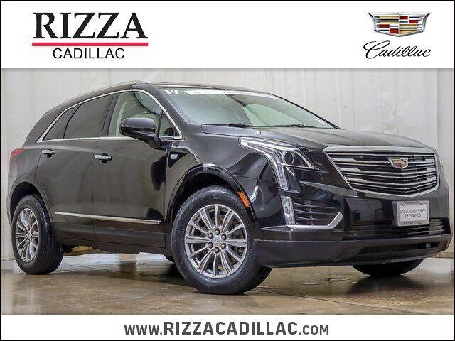 2017 Cadillac XT5 for sale at Rizza Buick GMC Cadillac in Tinley Park IL