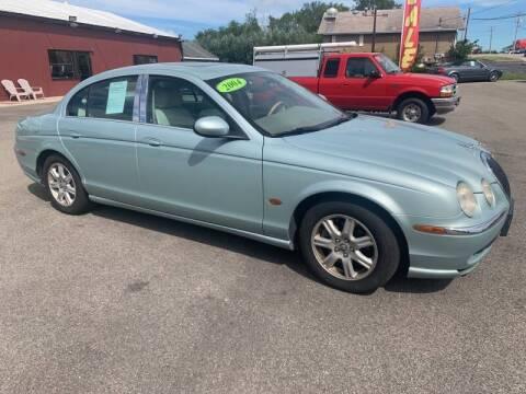 2004 Jaguar S-Type for sale at NJ Quality Auto Sales LLC in Richmond IL