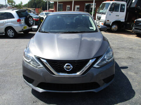 2017 Nissan Sentra for sale at LOS PAISANOS AUTO & TRUCK SALES LLC in Doraville GA