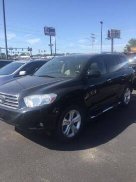 2008 Toyota Highlander for sale at Auto Credit Xpress - Jonesboro in Jonesboro AR