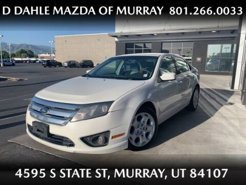 2011 Ford Fusion for sale at D DAHLE MAZDA OF MURRAY in Salt Lake City UT