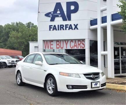 2008 Acura TL for sale at AP Fairfax in Fairfax VA