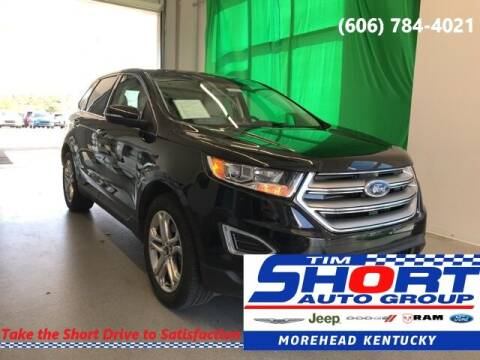 2018 Ford Edge for sale at Tim Short Chrysler in Morehead KY