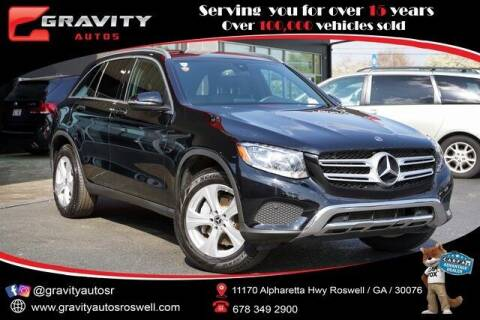 2018 Mercedes-Benz GLC for sale at Gravity Autos Roswell in Roswell GA