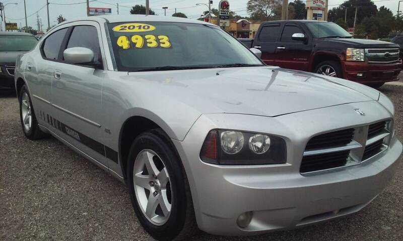 2010 Dodge Charger for sale at Pinellas Auto Brokers in Saint Petersburg FL