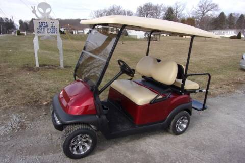 2018 Club Car Golf Cart Precedent 4 Passenger 48 VOLT for sale at Area 31 Golf Carts - Electric 4 Passenger in Acme PA