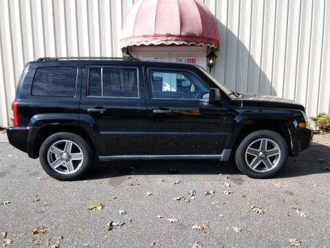 2007 Jeep Patriot for sale at Bethlehem Auto Sales LLC in Hickory NC