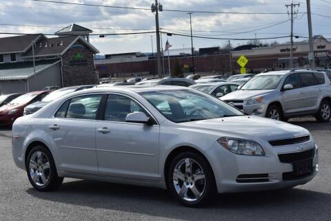 2011 Chevrolet Malibu for sale at Broadway Motor Car Inc. in Rensselaer NY