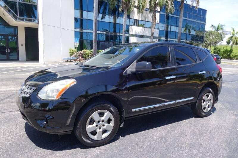 2013 Nissan Rogue for sale at SR Motorsport in Pompano Beach FL