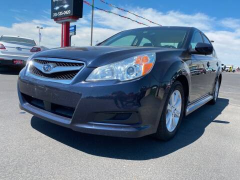 2012 Subaru Legacy for sale at Right Price Auto in Idaho Falls ID