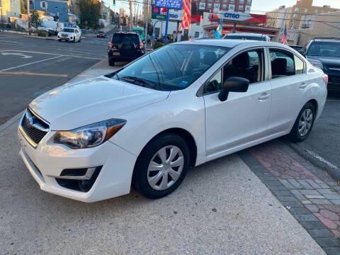 2015 Subaru Impreza for sale at White River Auto Sales in New Rochelle NY