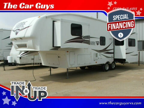 2009 Palomino Sabre for sale at The Car Guys RV & Auto in Atlantic IA