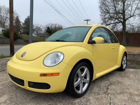 2010 Volkswagen New Beetle for sale at Automax of Eden in Eden NC