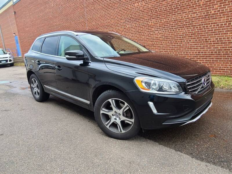 2014 Volvo XC60 for sale at Minnesota Auto Sales in Golden Valley MN