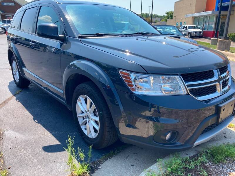 2018 Dodge Journey for sale at Auto Outlets USA in Rockford IL