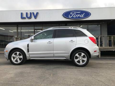 2014 Chevrolet Captiva Sport for sale at Luv Motor Company in Roland OK