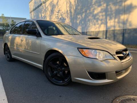 2008 Subaru Legacy for sale at PM Auto Group LLC in Chantilly VA