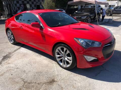 2014 Hyundai Genesis Coupe for sale at Ivys Motorsport in Los Angeles CA