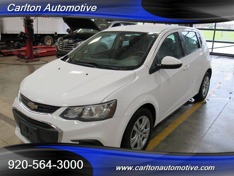 2017 Chevrolet Sonic for sale at Carlton Automotive Inc in Oostburg WI