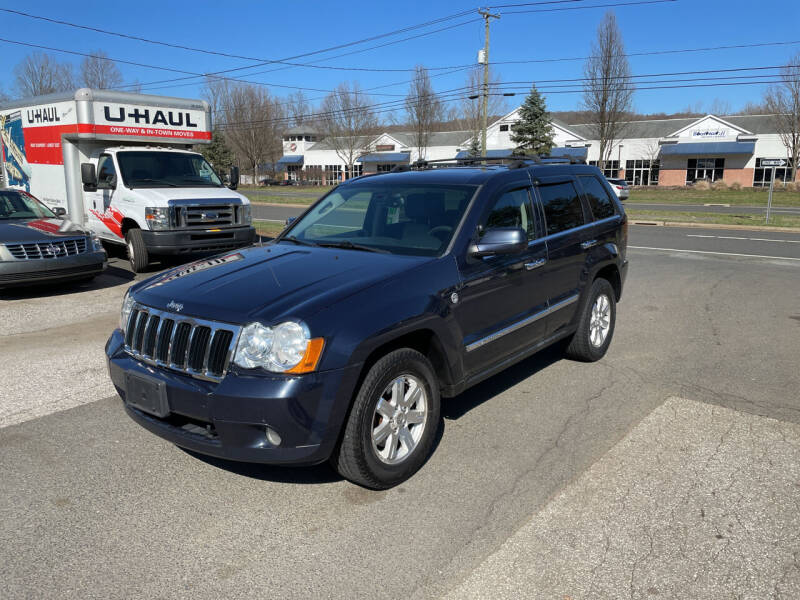 2010 Jeep Grand Cherokee for sale at Candlewood Valley Motors in New Milford CT