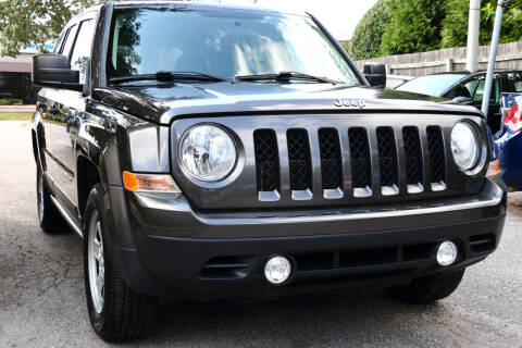 2014 Jeep Patriot for sale at Prime Auto Sales LLC in Virginia Beach VA