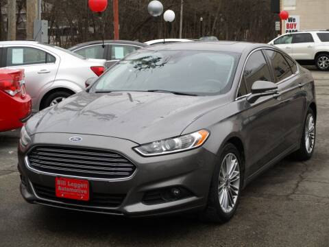 2014 Ford Fusion for sale at Bill Leggett Automotive, Inc. in Columbus OH