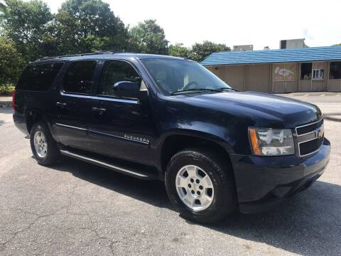 2007 Chevrolet Suburban for sale at Cherry Motors in Greenville SC