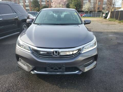 2017 Honda Accord for sale at OFIER AUTO SALES in Freeport NY