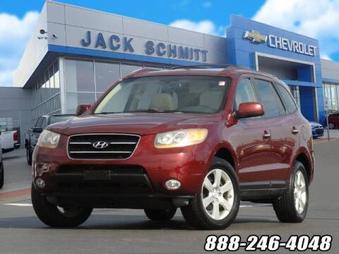 2008 Hyundai Santa Fe for sale at Jack Schmitt Chevrolet Wood River in Wood River IL