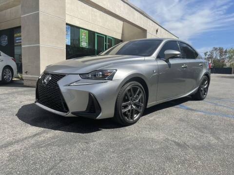 2020 Lexus IS 300 for sale at AutoHaus in Colton CA