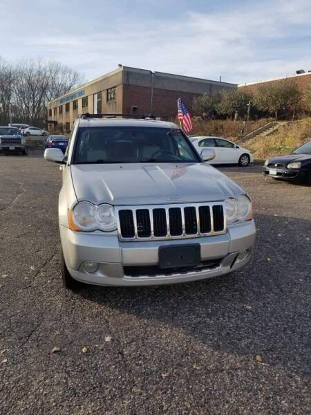 2008 Jeep Grand Cherokee for sale at Family Auto Sales in Maplewood MN