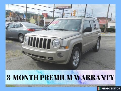 2010 Jeep Patriot for sale at 2010 Auto Sales in Glassport PA