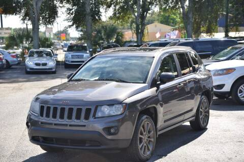 2016 Jeep Compass for sale at Motor Car Concepts II - Kirkman Location in Orlando FL