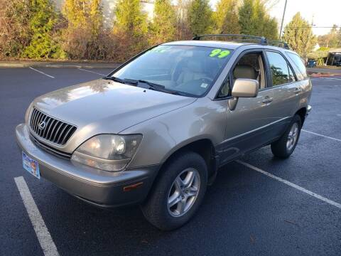 1999 Lexus RX 300 for sale at TOP Auto BROKERS LLC in Vancouver WA