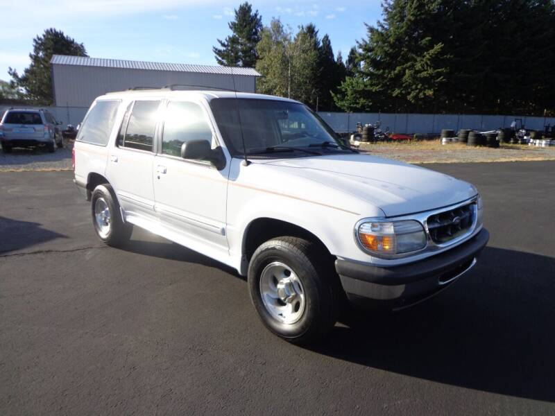 1998 Ford Explorer for sale at New Deal Used Cars in Spokane Valley WA