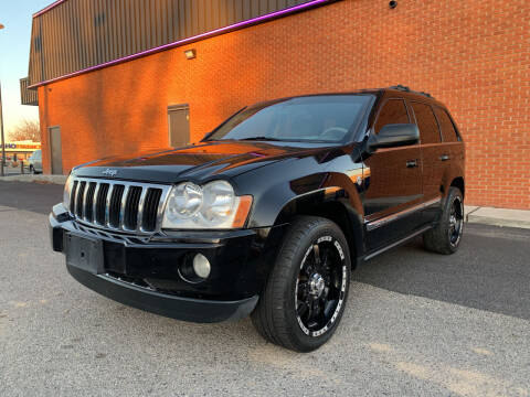 2006 Jeep Grand Cherokee for sale at Boise Motorz in Boise ID