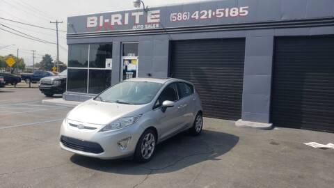 2011 Ford Fiesta for sale at Bi-Rite Auto Sales in Clinton Township MI