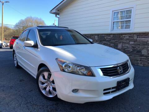 2008 Honda Accord for sale at No Full Coverage Auto Sales in Austell GA