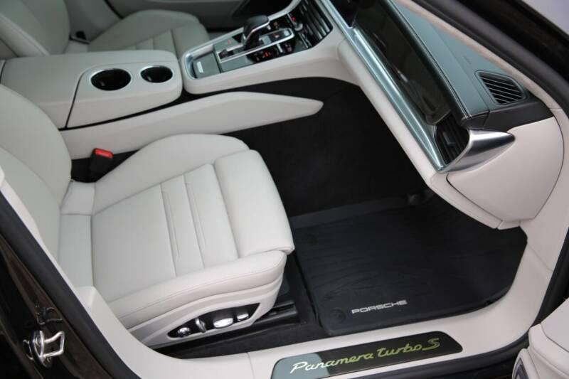 2018 Porsche Panamera AWD Turbo S E-Hybrid 4dr Sedan - Greeley CO