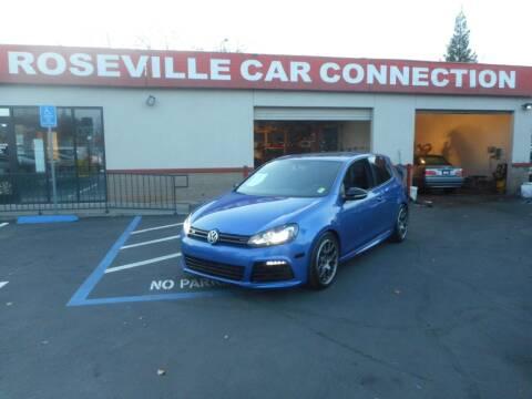 2012 Volkswagen Golf R for sale at ROSEVILLE CAR CONNECTION in Roseville CA