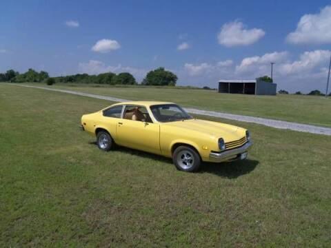 1977 Chevrolet Vega for sale at Classic Car Deals in Cadillac MI